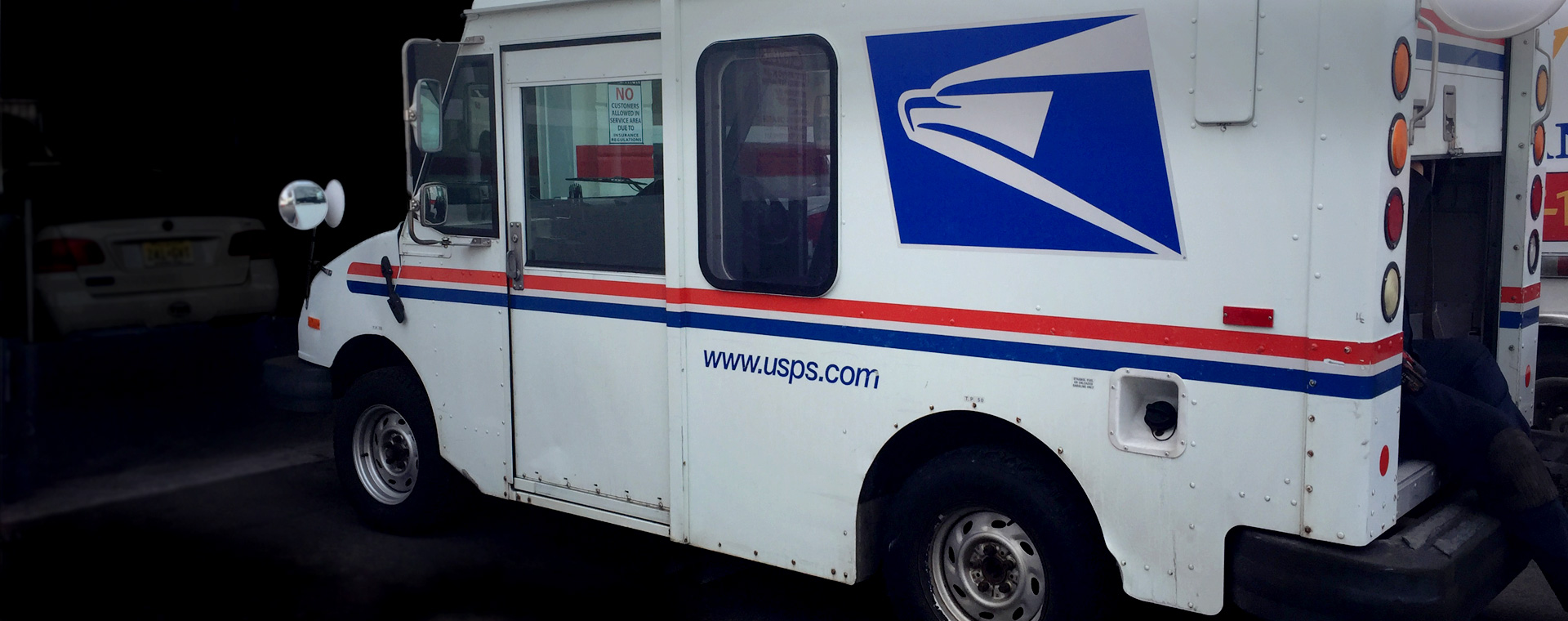 We Service USPS Fleet Vehicles