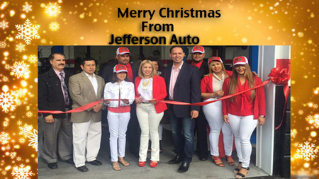 merry christmas from jefferson auto repair