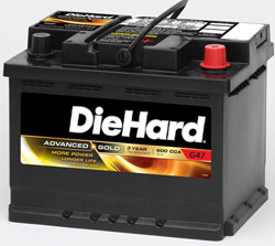die hard battery v2